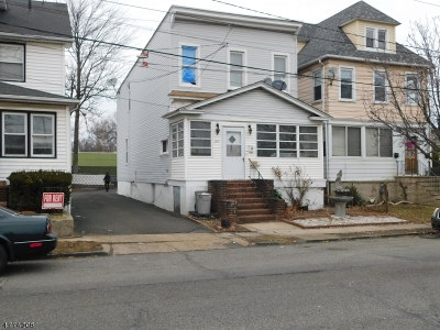 Roselle Park Boro Multi Family Home For Sale: 607 W Westfield Ave
