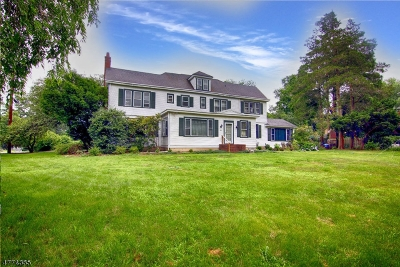 Bernardsville Boro Rental For Rent: 56 Mount Airy Rd