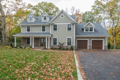 Chatham Twp Single Family Home For Sale: 21 Maple St