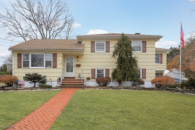 Clark Twp. Single Family Home Active Under Contract: 20 Winthrop Rd