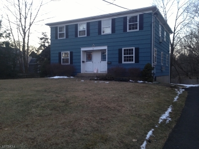 Mendham Boro NJ Rental For Rent: $2,200