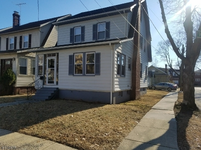 West Orange Twp. Single Family Home For Sale: 44 Virginia Ave