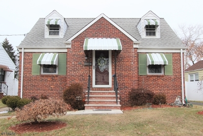 Belleville Twp. Single Family Home For Sale: 56 Smallwood Ave