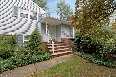 Scotch Plains Twp. Single Family Home For Sale: 1910 Inverness Dr