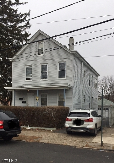 Paterson City Multi Family Home For Sale: 147-151 N 10th St