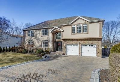 Clark Twp. Single Family Home For Sale: 448 Oak Ridge Rd