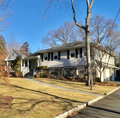Glen Rock Boro Single Family Home For Sale: 25 Wellesley Rd