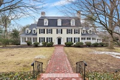 Plainfield City Single Family Home For Sale: 996 Hillside Ave