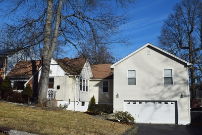 Parsippany-Troy Hills Twp. Single Family Home For Sale: 38 Chesapeake Ave