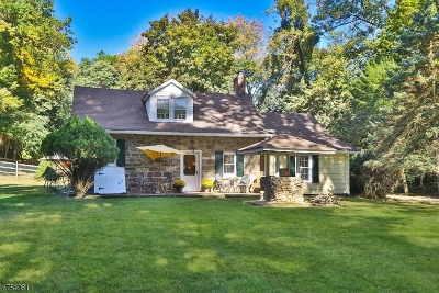 Wyckoff Twp. Single Family Home For Sale: 301 Newtown Rd