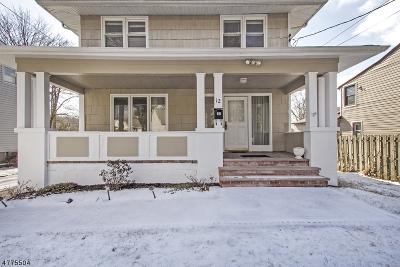 Livingston Single Family Home For Sale: 12 Harding Pl