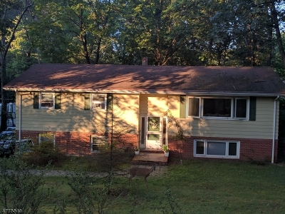 Parsippany-Troy Hills Twp. Single Family Home For Sale: 83 Moraine Rd