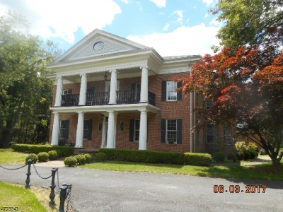 Tewksbury Twp. Single Family Home For Sale: 5 Elliot Dr, Ln