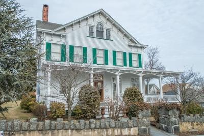 Boonton Town Single Family Home For Sale: 417 Cedar St