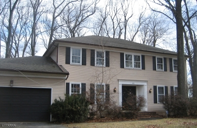 Wyckoff Twp. Single Family Home For Sale: 450 Vance Ave