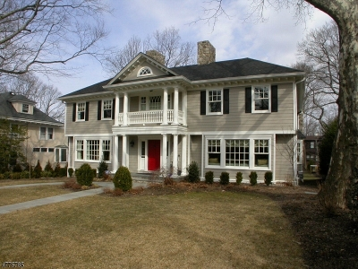 Union County Single Family Home For Sale: 12 High St