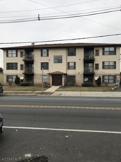 Elizabeth City Condo/Townhouse For Sale: 535-541 Bayway #1A