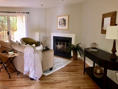 Mendham Boro Condo/Townhouse For Sale: 60 N Aberdeen Dr