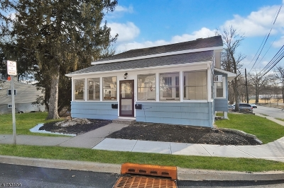 Hanover Single Family Home For Sale: 117 Ridgedale Ave