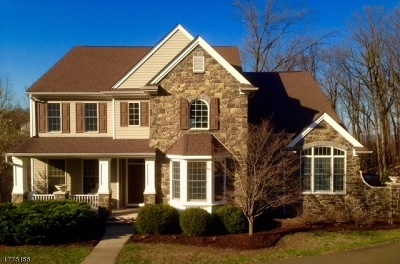 Union Twp. Single Family Home For Sale: 3 Deer Run Rd