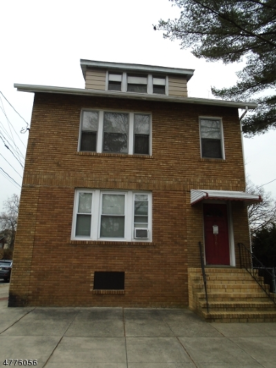 Belleville Twp. Multi Family Home Active Under Contract: 576 Union Ave