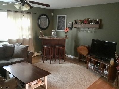 Parsippany-Troy Hills Twp. Condo/Townhouse For Sale: 2467 Rt 10 Bldg 24 Apt 3a #3A