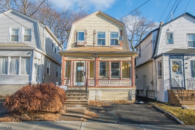 Montclair Twp. Single Family Home For Sale: 30 Tichenor Pl