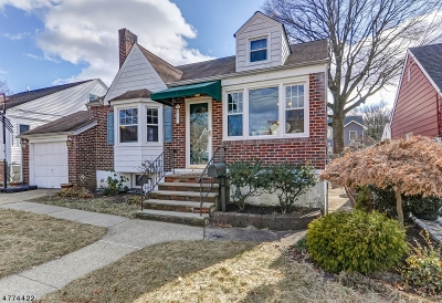 Union Twp. Single Family Home For Sale: 307 Delaware Ave
