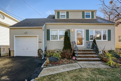 Springfield Twp. Single Family Home For Sale: 65 Washington Ave
