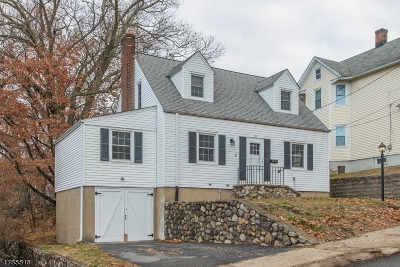 Boonton Town Single Family Home For Sale: 126 Highland Ave
