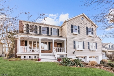 Millburn Twp. Single Family Home For Sale: 64 Silver Spring Rd