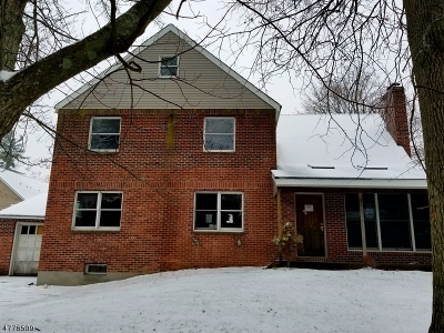 East Hanover Twp. Single Family Home For Sale: 117 Troy Rd