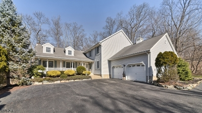 Wayne Twp. Single Family Home For Sale: 631 Ratzer Rd