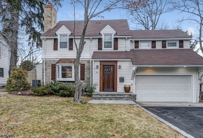 Millburn Twp. Single Family Home For Sale: 20 Great Hills Rd