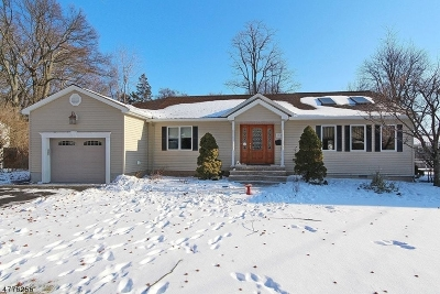 Scotch Plains Twp. Single Family Home For Sale: 2316 Seneca Rd