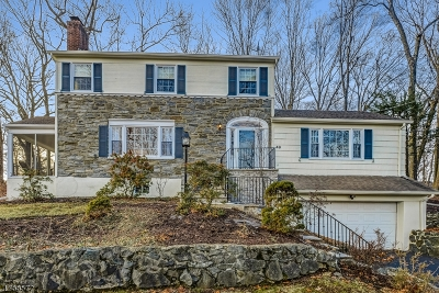 Berkeley Heights Single Family Home For Sale: 49 E Ridge Dr