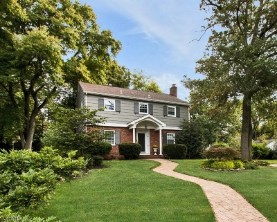 Westfield Town Single Family Home For Sale: 9 Tudor Oval