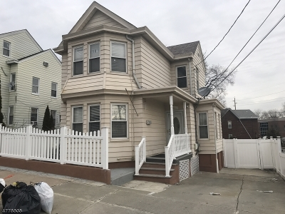 Hawthorne Boro NJ Single Family Home For Sale: $199,900