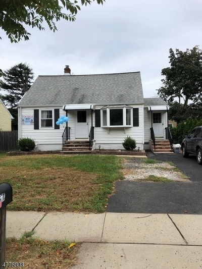 Piscataway Twp. NJ Single Family Home For Sale: $225,000