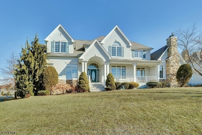 Wayne Twp. Single Family Home For Sale: 12 Waterford Ct