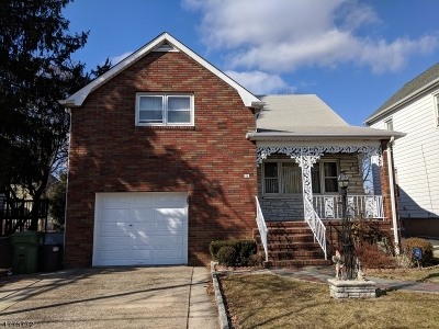 Linden City Single Family Home For Sale: 16 W 11th St