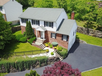Hawthorne Boro NJ Single Family Home For Sale: $575,000