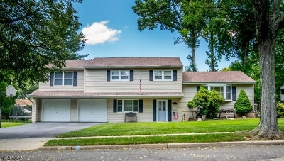 Wayne Twp. Single Family Home For Sale: 71 Hurst Ter