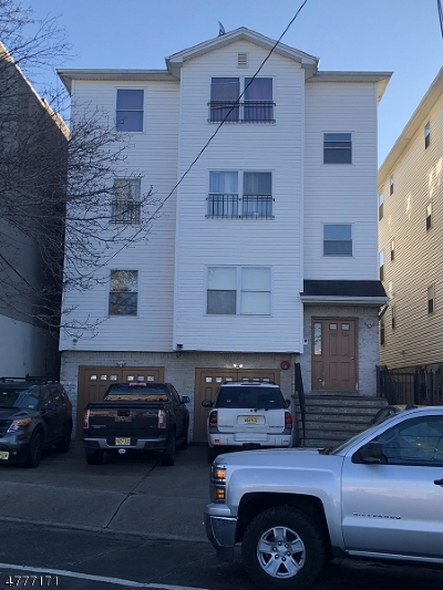 Essex County, Morris County, Union County Multi Family Home For Sale: 38-48 Polk St