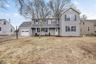 Woodbridge Twp. Single Family Home For Sale: 34 Morningside Rd