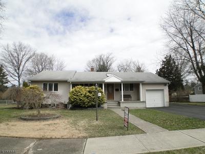 Wayne Twp. Single Family Home For Sale: 8 Michael Dr