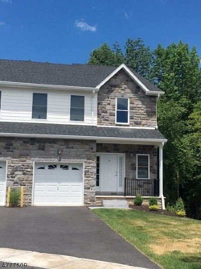 Parsippany-Troy Hills Twp. Condo/Townhouse For Sale: 44 Decroce Ct