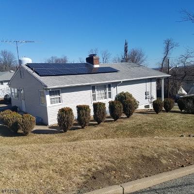 Haledon Boro Single Family Home For Sale: 24 Grove St