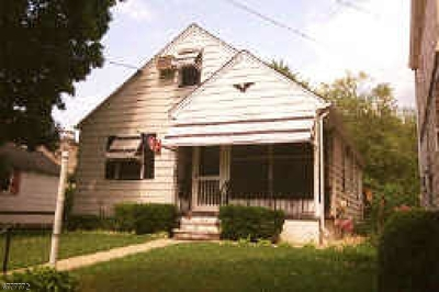 Hawthorne Boro Single Family Home For Sale: 27 7th Ave