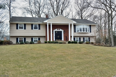 Wyckoff Twp. Single Family Home For Sale: 493 Chapman Pl